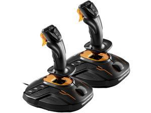 THRUSTMASTER T.16000M FCS (Flight Control System) SPACE SIM DUO