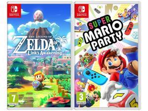 Nintendo The Legend of Zelda: Links Awakening Bundle with Super Mario Party