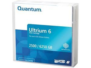 Quantum Data Cartridge, Lto Ultrium 6 (Lto-6) Using Mp.