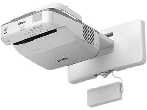 Epson BrightLink 695Wi WXGA 3LCD Untra Short-throw Interactive Classroom Projector 3500 lumens, V11H740522