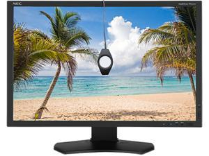 "NEC Display Solutions PA242W-BK-SV PA242W-BK-SV 24.1"" 8ms HDMI Widescreen LED Backlight Color Critical Wide Gamut ..."