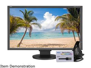 "NEC Display SpectraView EA275UHD-BK-SV 27"" LED LCD Monitor - 16:9"