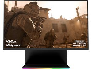 "Razer Raptor 27"" WQHD 2560x1440 2K Resolution 1ms 144Hz USB-C HDMI DisplayPort USB 3.2 Hub AMD Adaptive FreeSYNC Technology HDR 400 Non-Glare IPS Gaming Monitor"