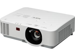 NEC Display Solutions P554U 1920 x 1200 5500 Lumens LCD Entry-Level Professional Installation Projector