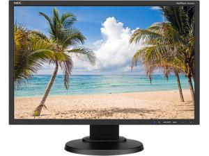 "NEC Display Solutions MultiSync E233WMi-BK 23"" Full HD 1920 x 1080 D-Sub, DVI, DisplayPort IPS Monitor"