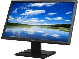 "Acer V246HL bd UM.FV6AA.003 24"" 1920 x 1080 5 ms 60 Hz D-Sub, DVI LCD Monitor"