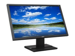 "Acer V246HLbd Black 24"" 5ms Widescreen LED Backlight LCD Monitor"