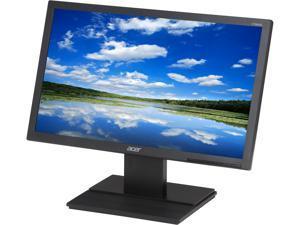 "Acer V196HQL Ab 19"" (Actual szie 18.5"") WXGA 1366 x 768 5ms 60Hz VGA Backlit LED LCD Monitor"