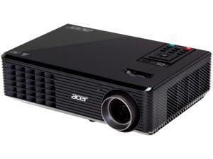 Acer X1163 800 x 600 3,000 ANSI Lumens (Standard) 2,400 ANSI Lumens (ECO) DLP Projector