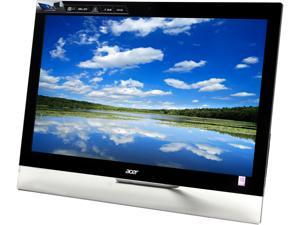"""Acer T272HUL bmidpcz 27"""" WQHD 10-pt Capacitive Touch Monitor 1000:1 Native Built-in Speakers&webcam"""
