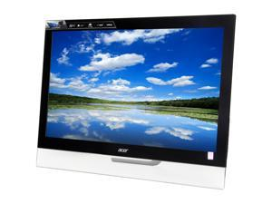 """Acer T272HLbmjjz 27"""" 5ms Touchscreen 10-pt Capacitive Touch Widescreen Monitor 300 cd/m2 5000:1 Built-in Speakers"""