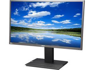 "Acer  B6  B326HK YMJDPPHZ  Black  32""  6ms 4k HD Widescreen LED Backlight LCD Monitor IPS"