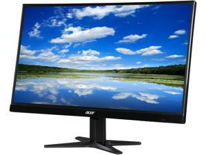 "Acer G7 Series G257HL bmidx Black 25"" IPS Black Widescreen LED/LCD Monitor 1920 x 1080 FHD, Slim Frame Design, w/ Acer Flicker Less Technology, Visual Comfortable and Build in Speakers"