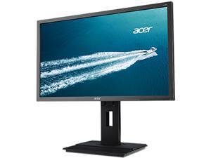 """Acer B246HL ymdpr 24"""" Full HD 1920 x 1080 60Hz VGA DVI Built-in Speakers Backlit LED LCD Monitor"""