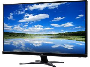 "Acer G6 Series G276HL Kbmidx 27"" Full HD 1920 x 1080 60Hz DVI HDMI VGA Built-in Speakers Flicker-Free Acer ComfyView LED Backlit LCD Monitor"