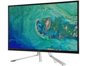 "Acer ET322QK wmiipx 32"" (Actual size 31.5"") Ultra HD 3840 x 2160 4K 60Hz 2 x HDMI DisplayPort AMD FreeSync Built-in Speakers Backlit LED LCD Monitor"
