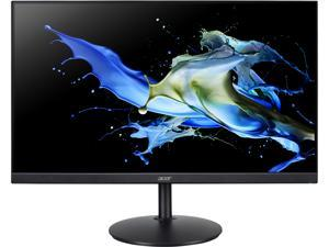"""Acer CB242Y bmirx 24"""" (23.8"""" Viewable) Full HD 1920 x 1080 IPS AMD FreeSync 1ms 75Hz VGA, HDMI, Speaker Height Adjustable Gaming Monitor"""