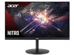 "Acer Nitro XV270 Pbmiiprx 27"" Black 165Hz, Up to 0.5ms Response Time IPS LED Gaming Monitor 1920 x 1080 Widescreen AMD FreeSync Technology, Ergo Stand, 2x HDMI, DisplayPort, Speaker"