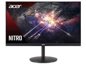 "Acer XV270U BMIIPRX 27"" QHD 2560 x 1440 (2K) 1ms (VRB) 75 Hz 2 x HDMI, DisplayPort, Audio Built-in Speakers IPS Monitor"