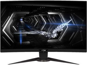 "AORUS CV27Q 27"" Frameless Curved 1500R Gaming Monitor, Quad HD 1440p, 90% DCI-P3 Color Accurate VA Panel, 1ms 165 Hz, HDR, FreeSync Premium Pro, VESA, Zero Bright Dot Policy"