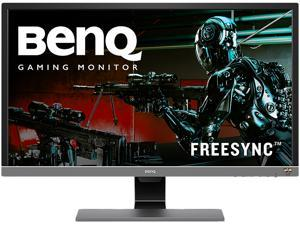"BenQ EL2870U 28"" (Actual size 27.9"") 3840 x 2160 4K Resolution 60Hz 1ms 2x HDMI DisplayPort AMD FreeSync Built-in Speakers Flicker-Free Low Blue Light HDCP Support LED Backlit Gaming Monitor"