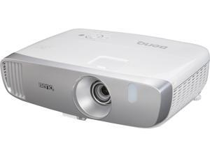 """BenQ HT2050 Full HD 1080P Home Theater Projector, 2200 ANSI Lumens, 15000:1 Contrast Ratio, 60""""-180""""/300"""" Image Size, D-Sub, HDMI x 2, USB, Composite Video, Built-in Speaker"""