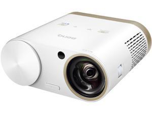 BenQ i500 WXGA LED Smart Projector, 1280x800, Short-throw LED, Powerful Bluetooth Speaker, Wireless Streaming, Built-in Apps