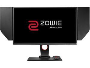 "BenQ ZOWIE XL2546 25"" (Actaul size 24.5"") 1080p 1ms(GTG) 240Hz eSports Gaming Monitor, DyAc, S-Switch, Shield, Black eQualizer, Color Vibrance, Height Adjustable, VESA Ready"