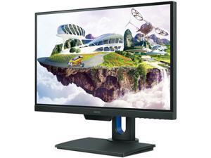 """BenQ PD2500Q Gray 25"""" 4ms (GTG) HDMI Widescreen LED Backlight QHD 100% sRGB IPS Monitor"""