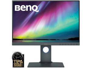 "BenQ SW240 24"" (Actual size 24.1"") WUXGA 1920 x 1200 60 Hz DVI, HDMI, DisplayPort LCD/LED Monitor"