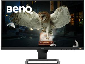 "BenQ EW2780 27"" Full HD 1920 x 1080 3 x HDMI, AMD FreeSync Low Blue-Light Flicker-Free Built-in Speakers Slim Bezel Design LED Backlit IPS Entertainment Monitor"