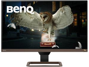 "BenQ Entertainment EW2780U 27"" Ultra HD 3840 x 2160 4K 5ms 2xHDMI USB Type-C DisplayPort Built-in Speakers Flicker-Free Low Blue-Light HDRi Backlit LED IPS Monitor"