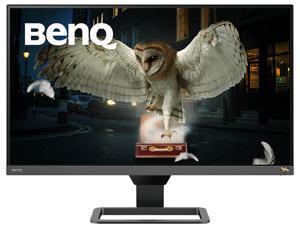 """BenQ Entertainment EW2780Q 27"""" Quad HD 2560 x 1440 2K 5ms 2xHDMI DisplayPort HDRi Built-in Speakers Flicker-Free Low Blue Light Backlit LED IPS Monitor"""