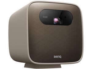 BenQ GS2 1280 x 720 500 ANSI Lumens DLP Wireless Portable LED Projector for Outdoor Family Entertainment