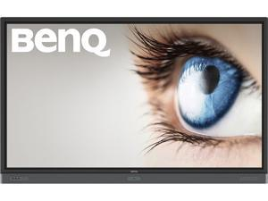 "BenQ RP8601K (9H.F4TTK.DE2) Black 86"" USB Multi Touch (20 point) IR Interactive Flat Panel / 16:9 / VGA, HDMI, DP / Speakers / Android"