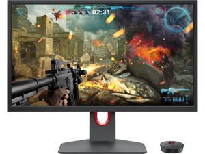 "BenQ eSports 24.5"" XL2540K 1920 x 1080 FHD 240Hz 0.5ms 3x HDMI 2.0, DisplayPort1.2, Flicker-free Low Blue Light, HAS, Black eQualizer, Color Vibrance, Height Adjust Gaming Monitor"