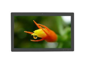 """Planar PCT2785 27"""" LED LCD Full HD Touch Screen Monitor 1920 x 1080, 1000:1 Contrast Ratio, Analog, HDMI, DisplayPort, Built-in HD Webcam"""