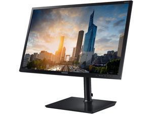 """Samsung SH650 Series S27H650FDN 27"""" Full HD 1920 x 1080 VGA HDMI DisplayPort USB Hub Flicker-Free LED Backlit Monitor"""
