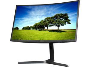 "Samsung CFG73 Series C27FG73 27"" 1920 x 1080 Full HD 1ms 144Hz 2 x HDMI, DisplayPort AMD FreeSync Flicker-Free QLED Curved Gaming Monitor"