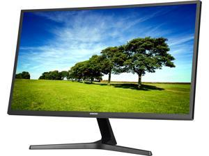 "Samsung U32J590 32"" 3840 x 2160 Ultra HD 4K Resolution 4ms 2x HDMI, DisplayPort AMD FreeSync Flicker Free Slim Bezel LED Backlit LCD Monitor"