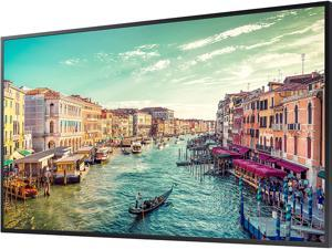 """Samsung QMR Series QM75R 75"""" Edge-Lit 4K UHD LED Display for Business (Cisco Certified Compatible Display)"""