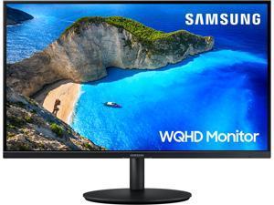 """SAMSUNG F27T700 27"""" WQHD 2560 x 1440 (2K) IPS 75Hz HDMI, DisplayPort AMD FreeSync Monitor"""