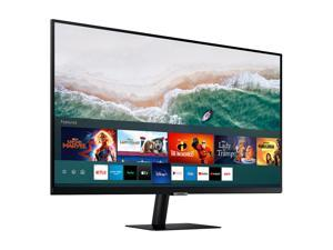 """SAMSUNG M5 Series 27M50A 27"""" Full HD 1920 x 1080 2 x HDMI, USB Built-in Speakers Smart Monitor with Streaming TV"""