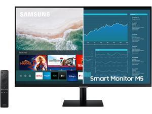 "SAMSUNG M5 Series 27M50A 27"" Full HD 1920 x 1080 60 Hz 2 x HDMI, USB Built-in Speakers Smart Monitor"
