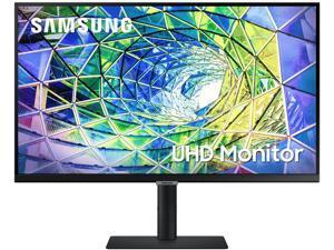 """SAMSUNG S27A800U 27"""" UHD 3840 x 2160 (4K) HDMI, DisplayPort, USB-C IPS Swivel Tilt Pivot Height Adjust Monitor"""