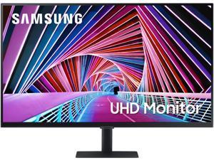 """SAMSUNG S70A S32A70 32"""" UHD 3840 x 2160 (4K) HDR10 HDMI, DisplayPort, Tilt, VESA Monitor"""