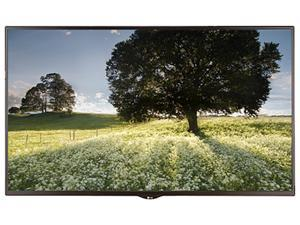 "LG 55SE3B Black 55"" 12ms 1920 x 1080 1.06 Billion Colors Edge-Lit LED IPS Digital Signage Display"