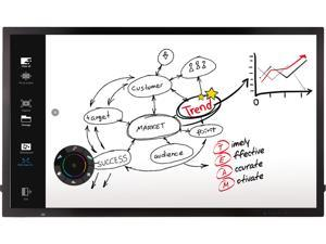 "LG 75TC3D-B 75"" Full HD Interactive Digital Whiteboard with 40-Point Advanced P-Cap Touch Technology"