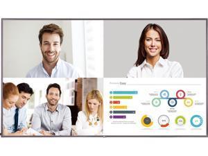 """LG 75UM3E-B 75"""" 4K Ultra HD LED Back-lit Commercial Display, Built-in Speaker, Landscape & Portrait, 24/7, WebOS (Certified Cisco Spark Room Kit Compatible)"""