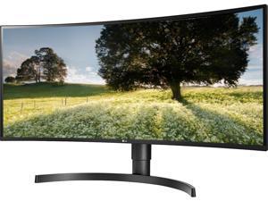 """LG 34WN80C-B 34"""" WQHD 3440 x 1440 (2K) 5ms (GtG at Faster) 60 Hz HDMI, DisplayPort, USB-C Monitor"""